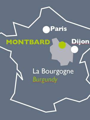 French course in immersion programmes in Montbard Burgundy